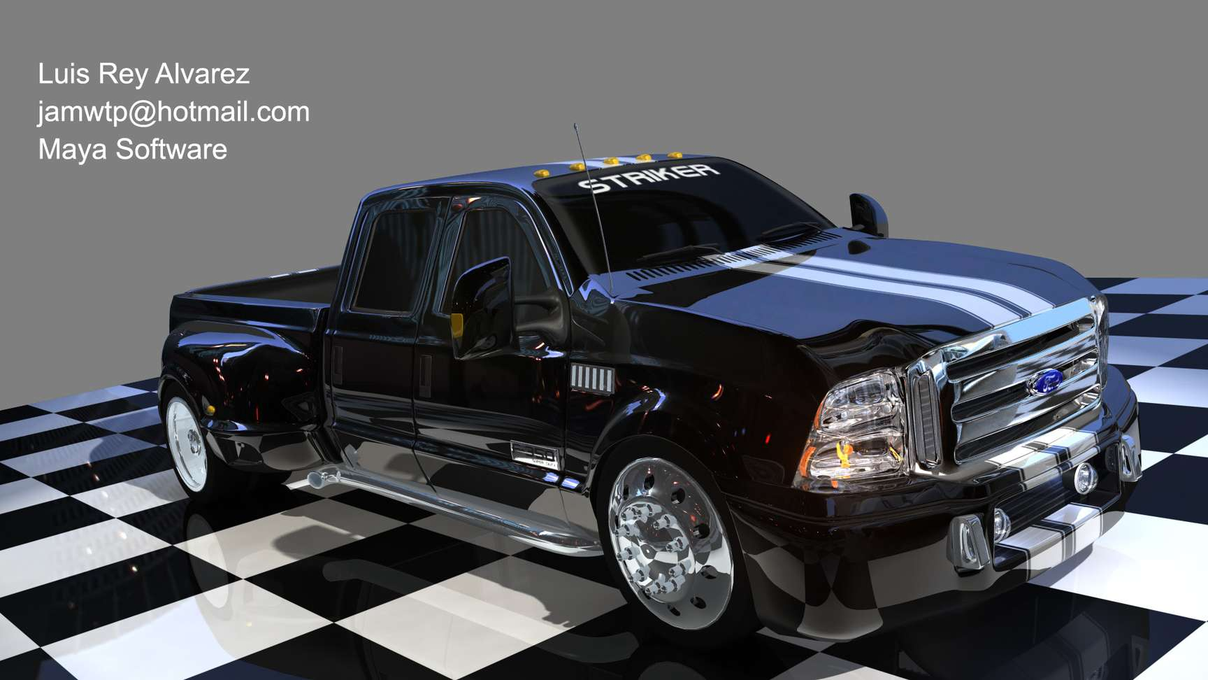Ford F350 #7618739