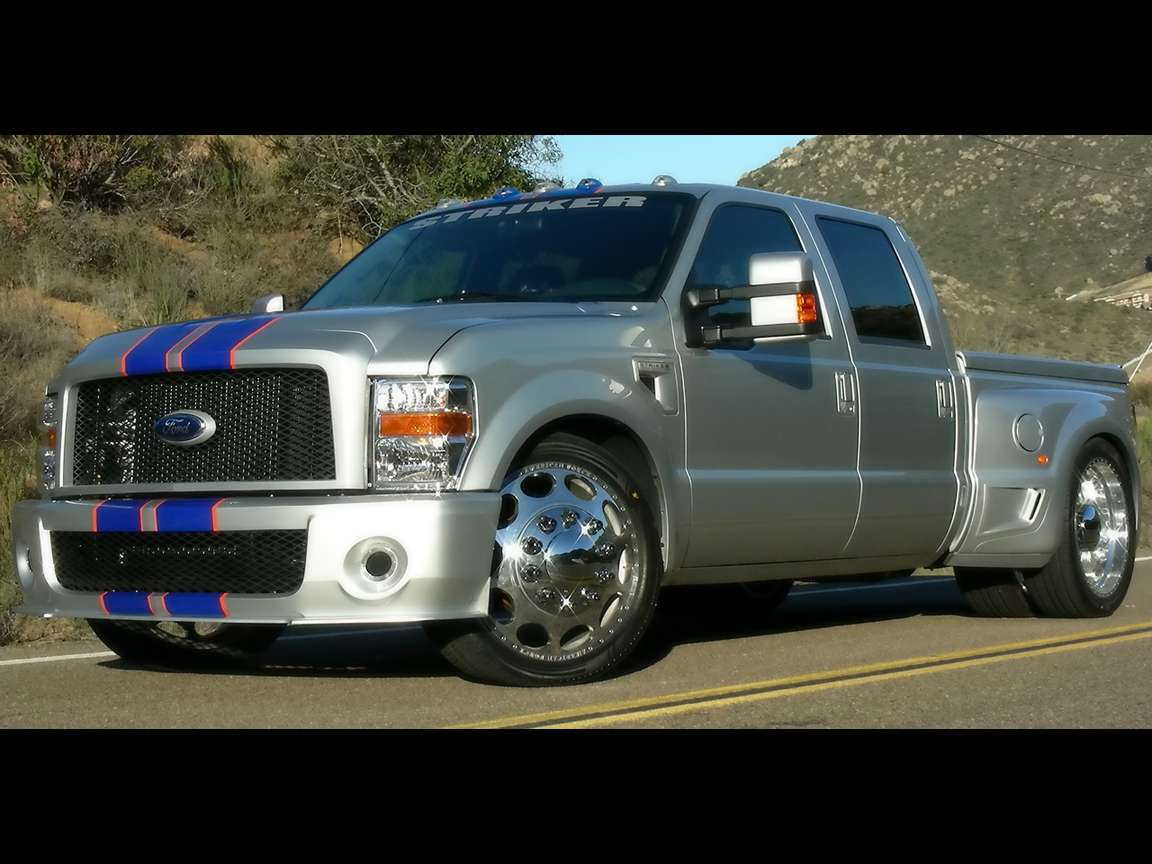 Ford F350 #7415836