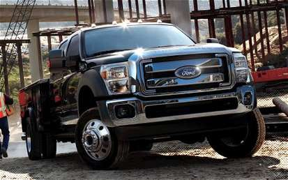 Ford F550 #7681481