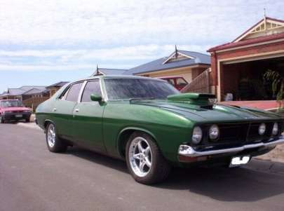 Ford Falcon XB #8767567