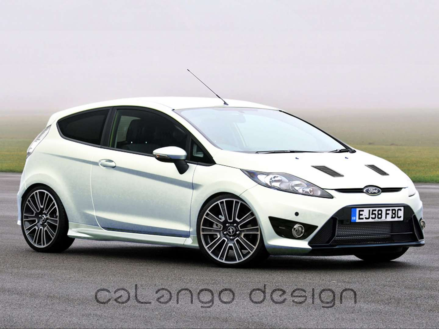 Ford Fiesta RS #9280550