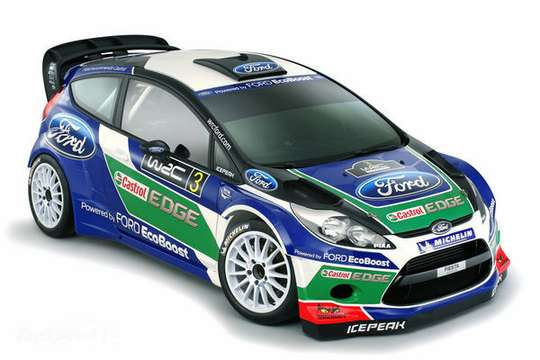 Ford Fiesta RS WRC #9500571