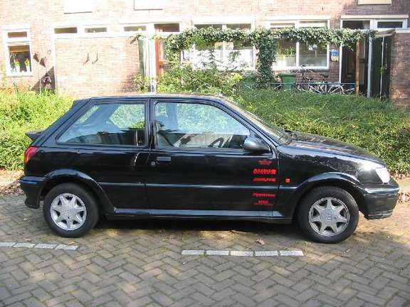 Ford Fiesta XR2i #7396192