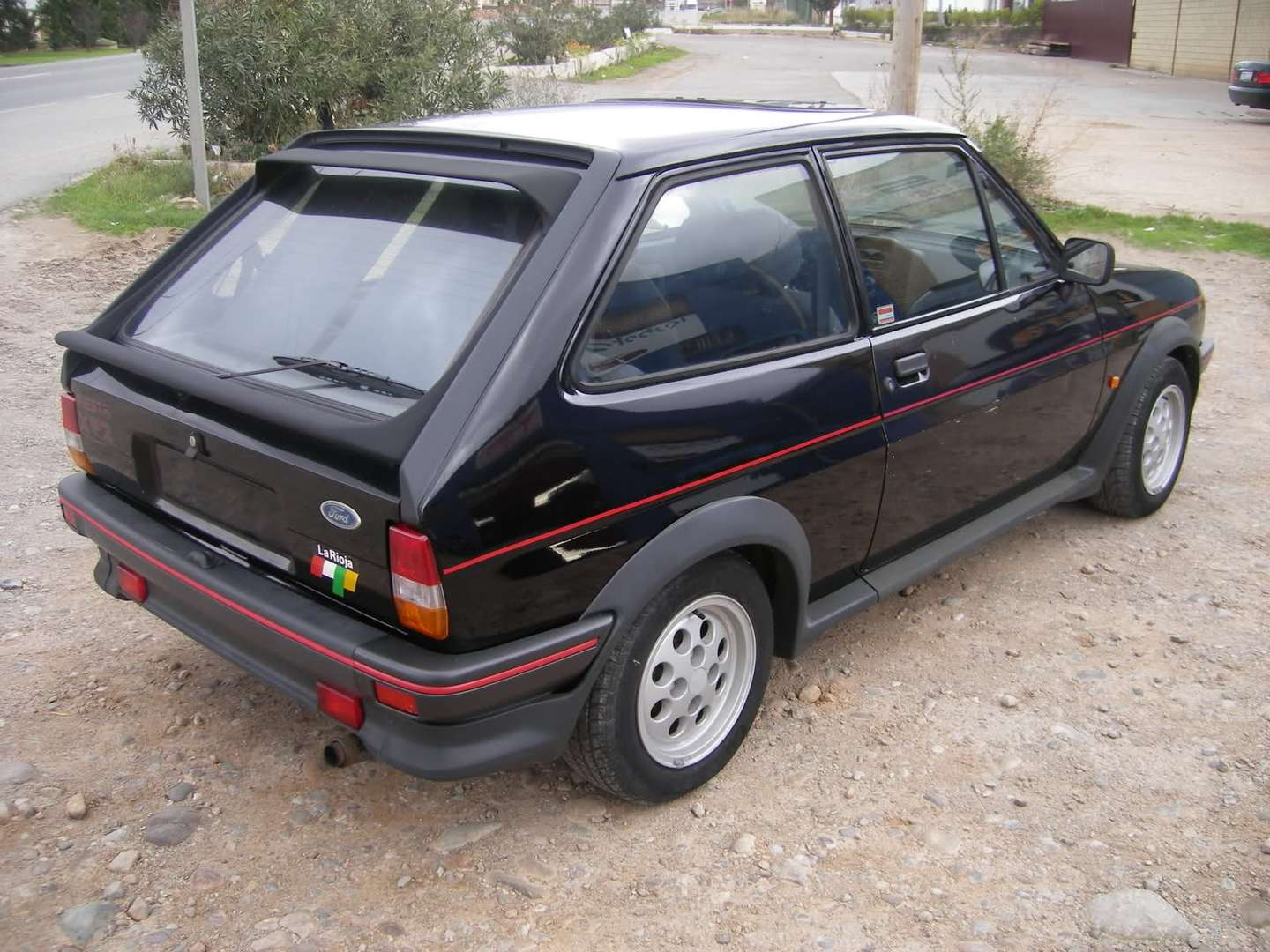 Ford Fiesta XR2i #7135201