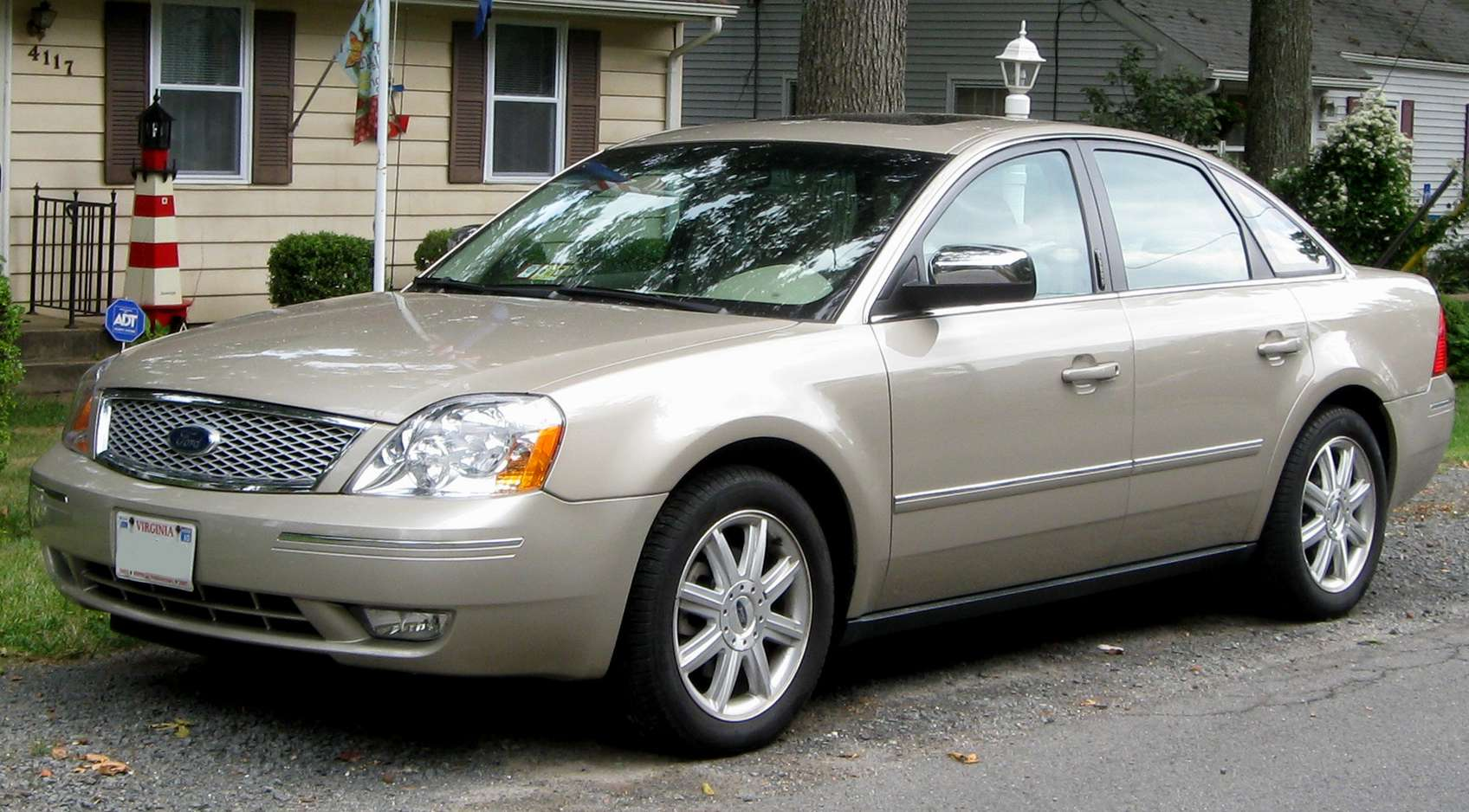 Ford Five Hundred #8501622