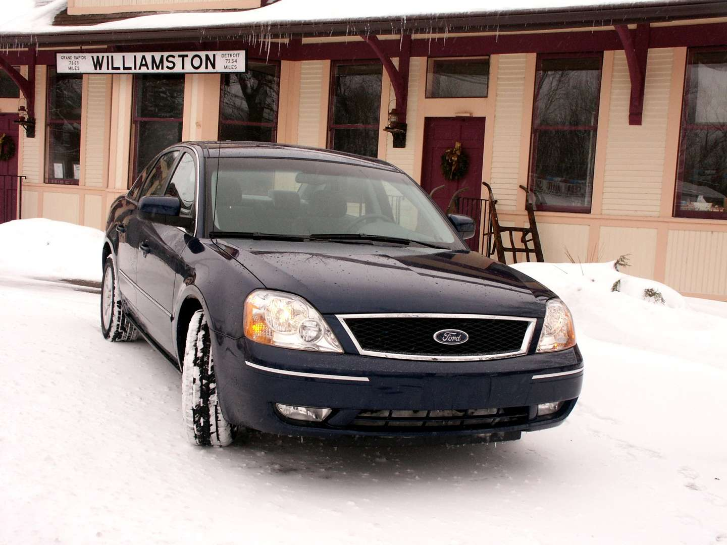 Ford Five Hundred #7135995