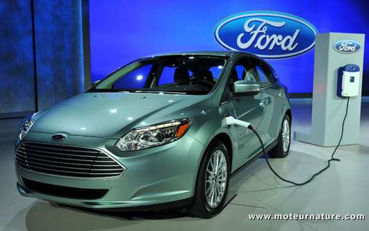 Ford Focus Electric #9886915