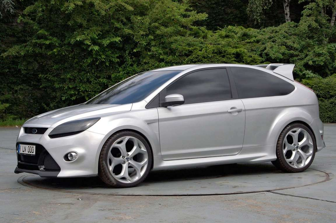 Ford Focus RS #9756795