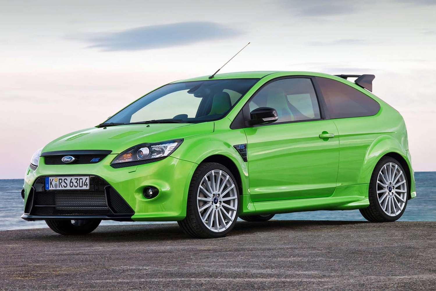 Ford Focus RS #8857888