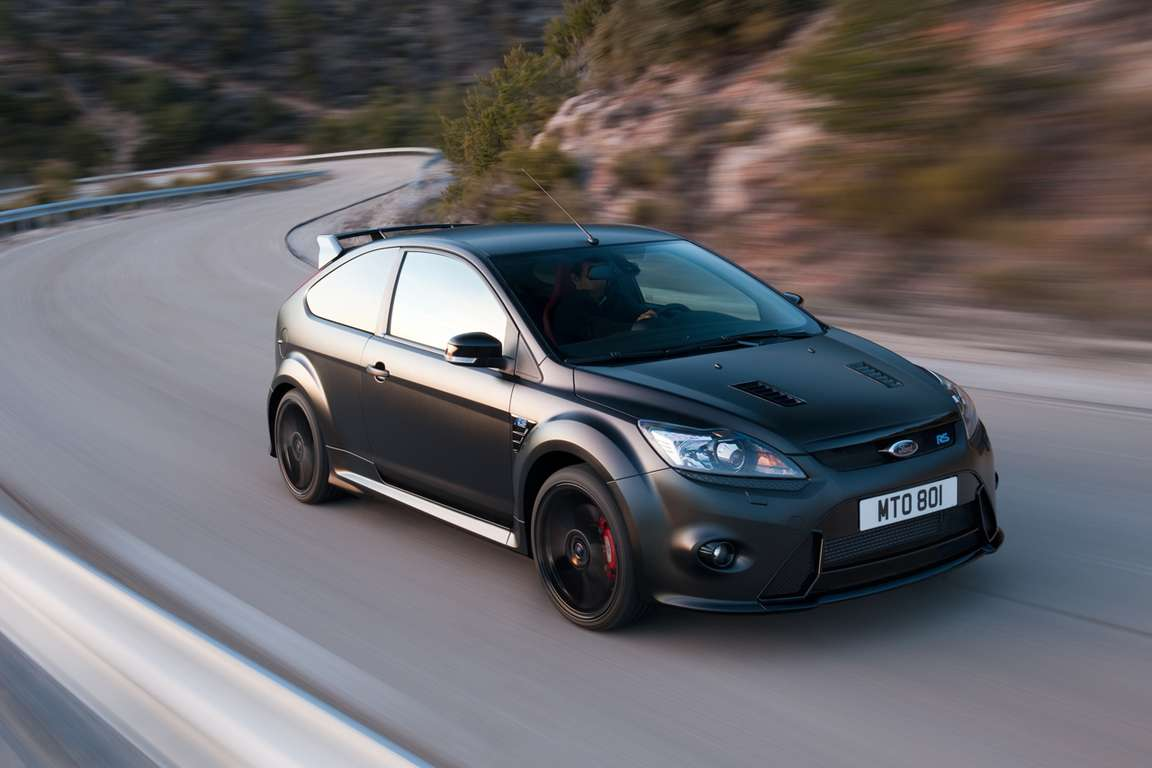 Ford Focus RS500 #8022914