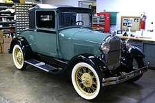 Ford Model A #7450454