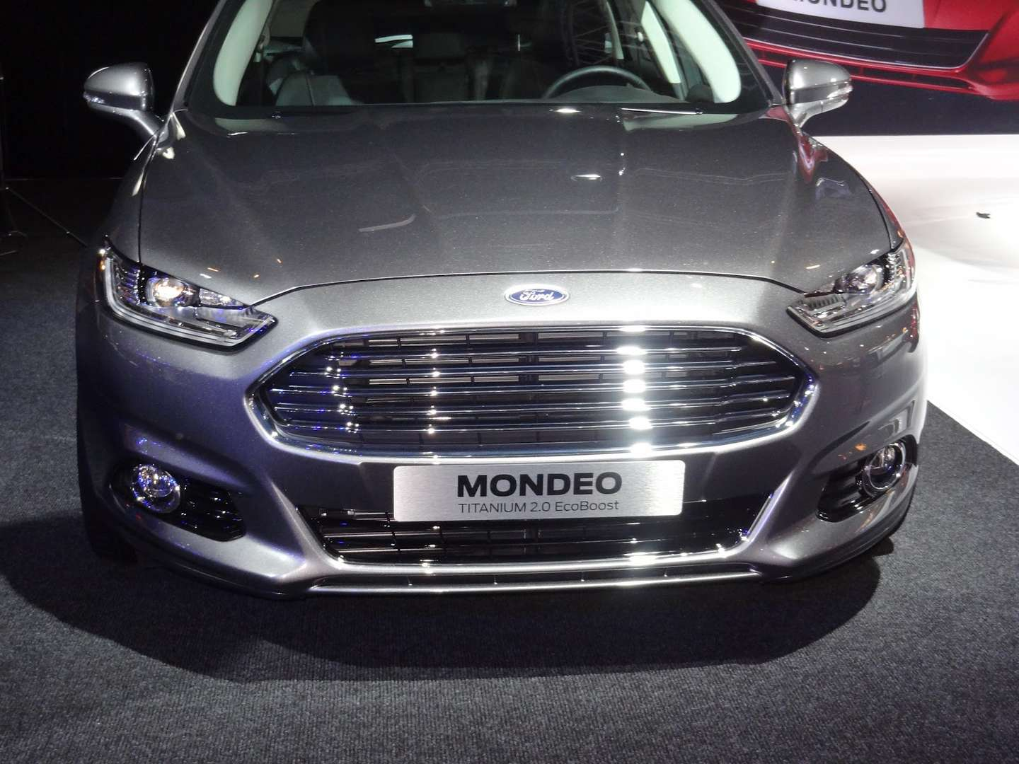 Ford Mondeo #7855905