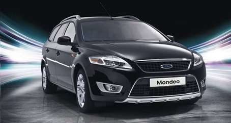 Ford Mondeo Estate #8681738