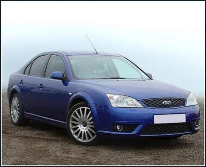 Ford Mondeo ST220 #7189782