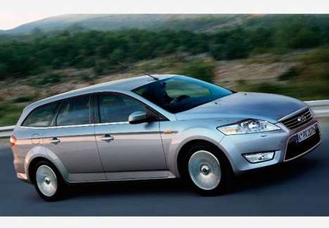 Ford Mondeo Turnier #9682195