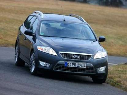 Ford Mondeo Turnier #9837388