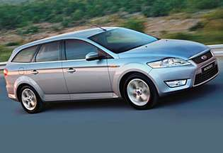Ford Mondeo Wagon #8083550