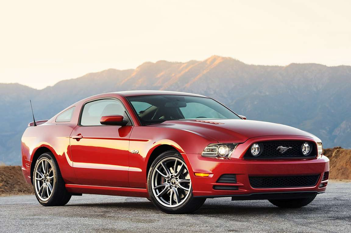 Ford Mustang #8610564