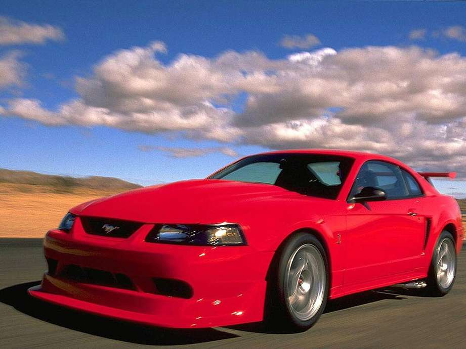 Ford Mustang Cobra #7330519