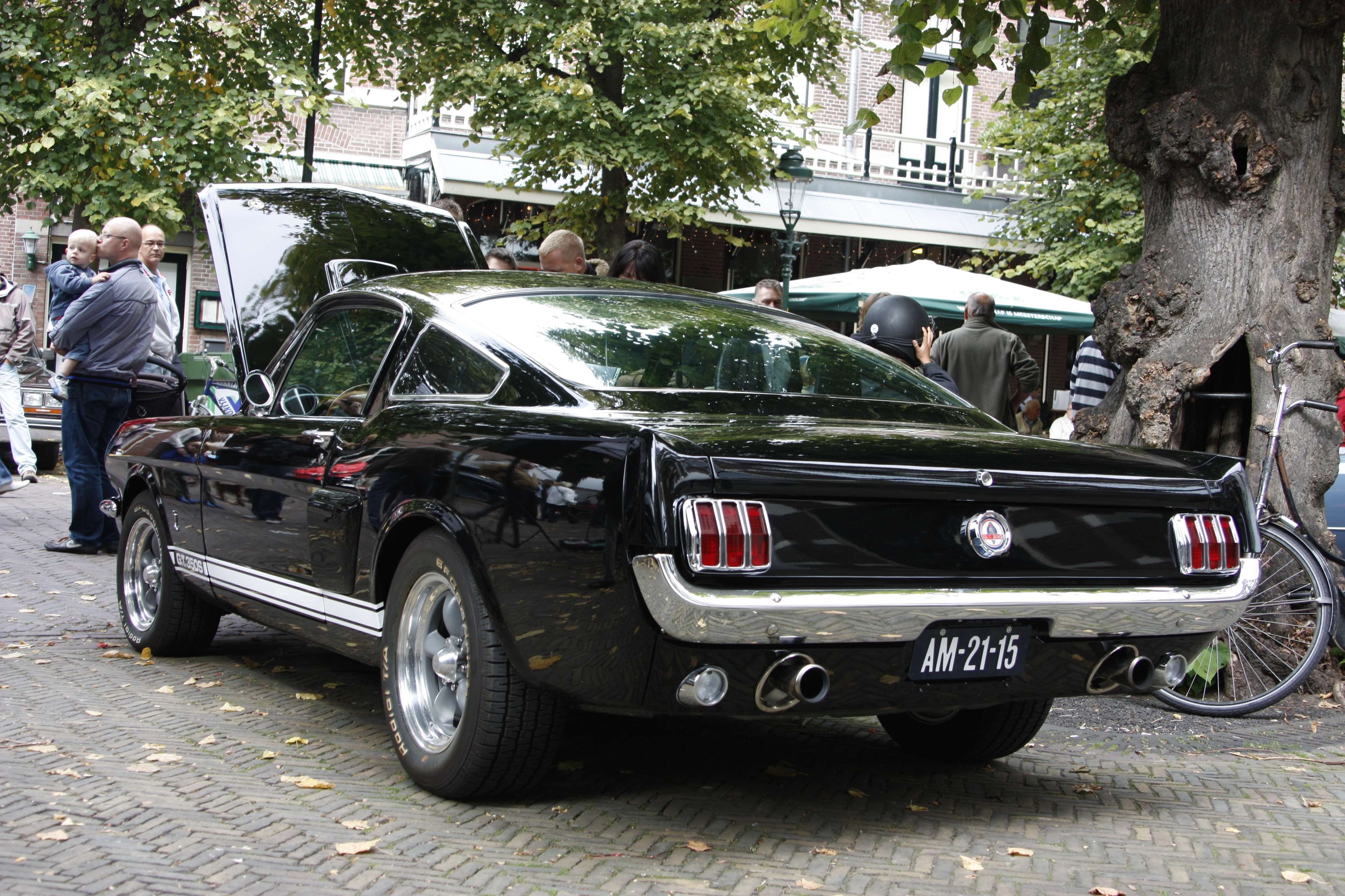 Ford Mustang fastback #9770624