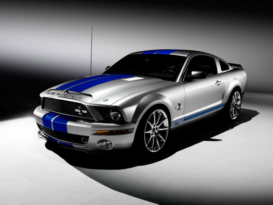 Ford Mustang GT 500 #9659743