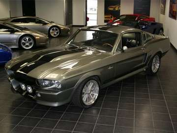 Ford Mustang GT500 Shelby #8056123
