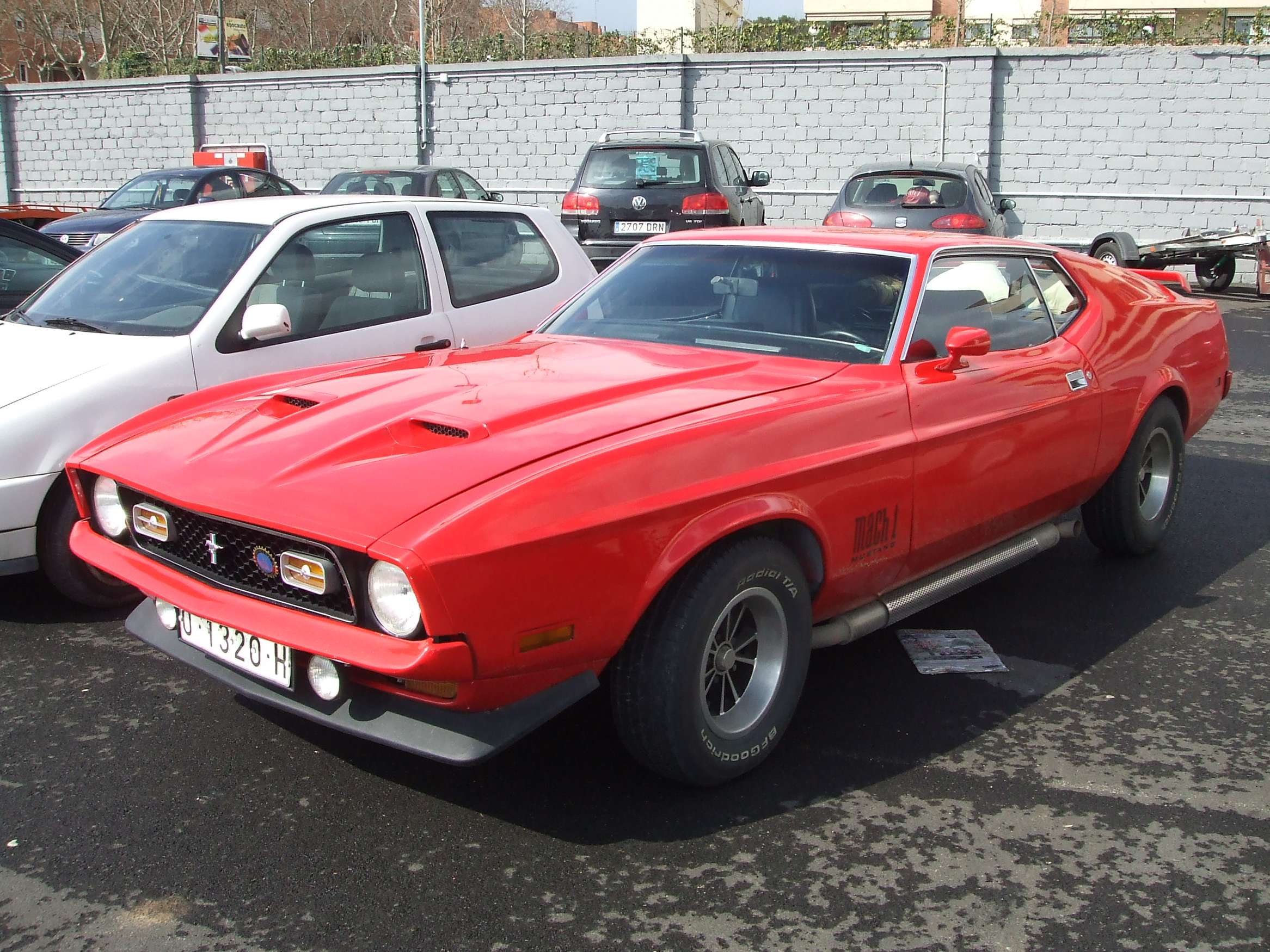 Ford Mustang Mach 1 #9478978