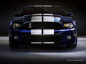 Ford Mustang Shelby #8342729