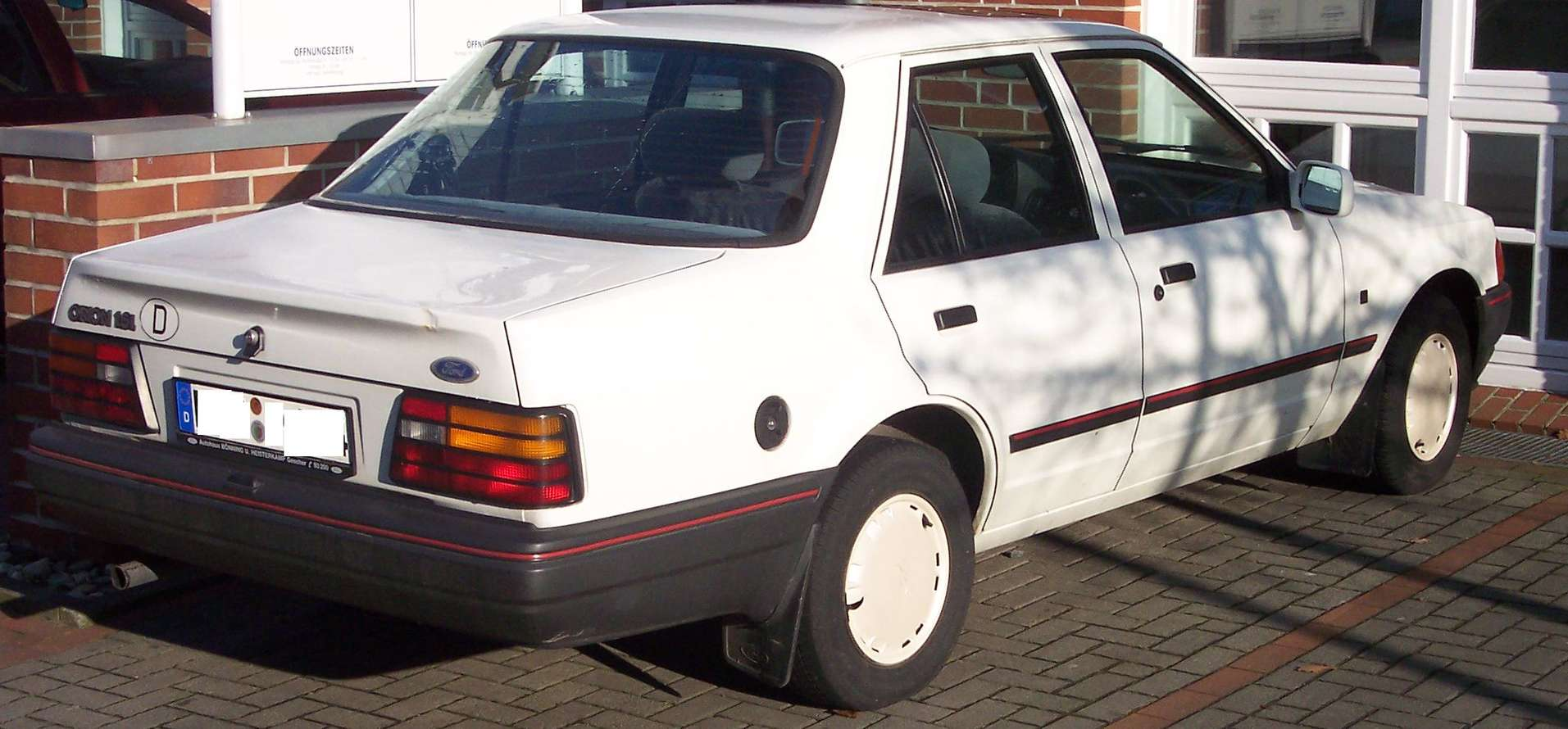 Ford Orion #8272643