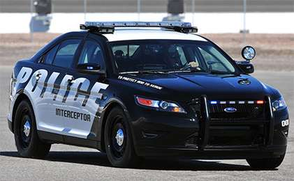 Ford Police Interceptor #8674889