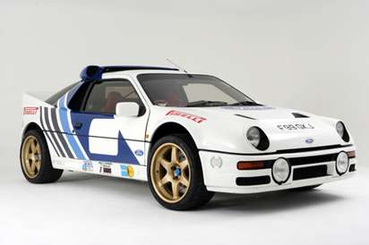 Ford RS 200 #7245191