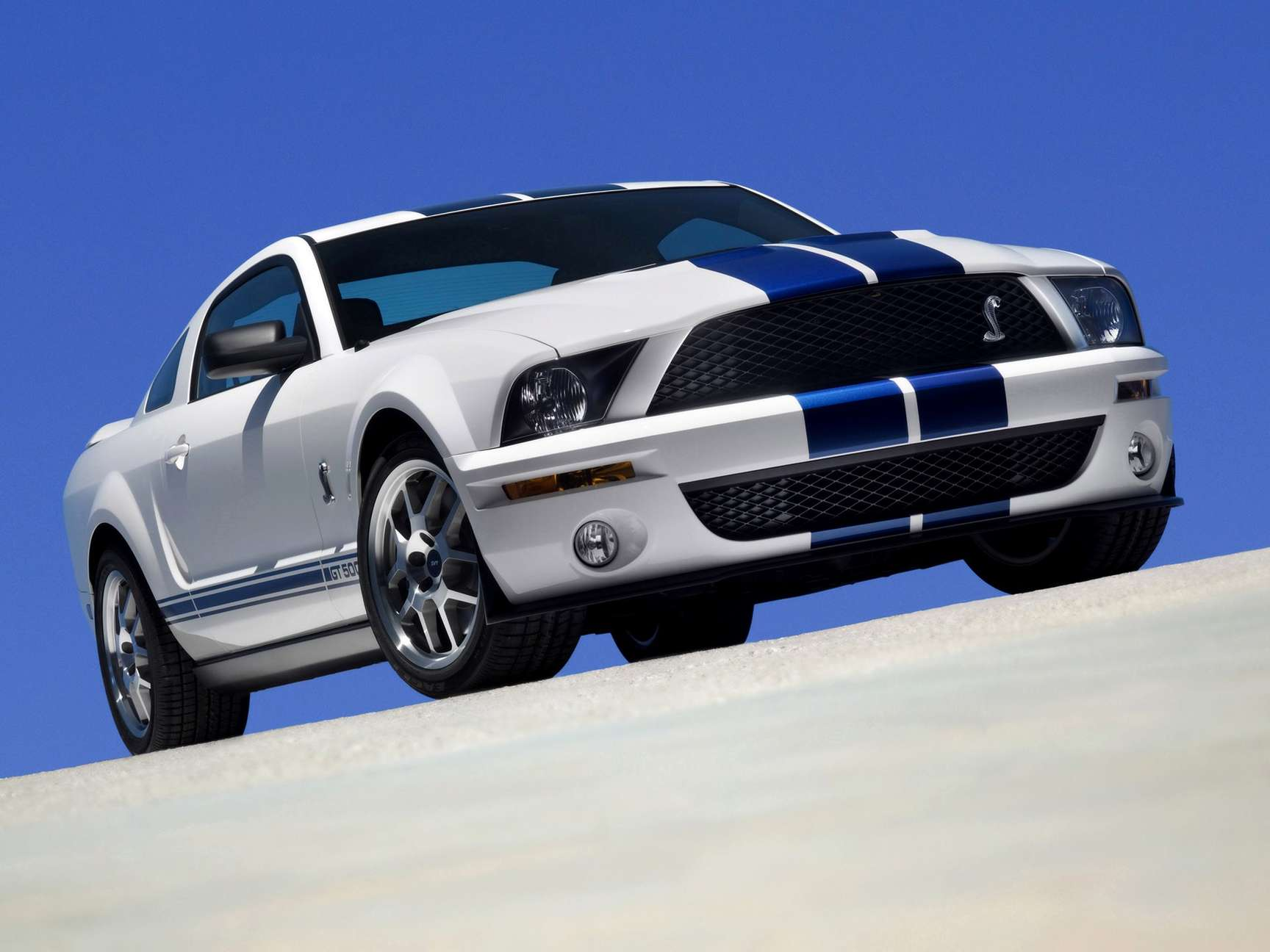 Ford Shelby GT 500 #7876997
