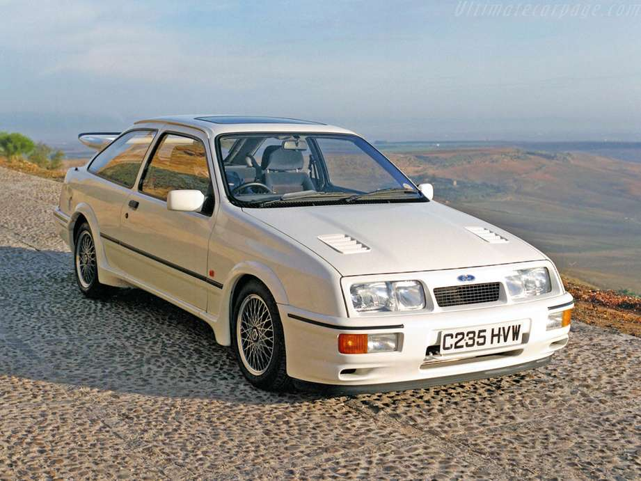 Ford Sierra RS Cosworth #9190819