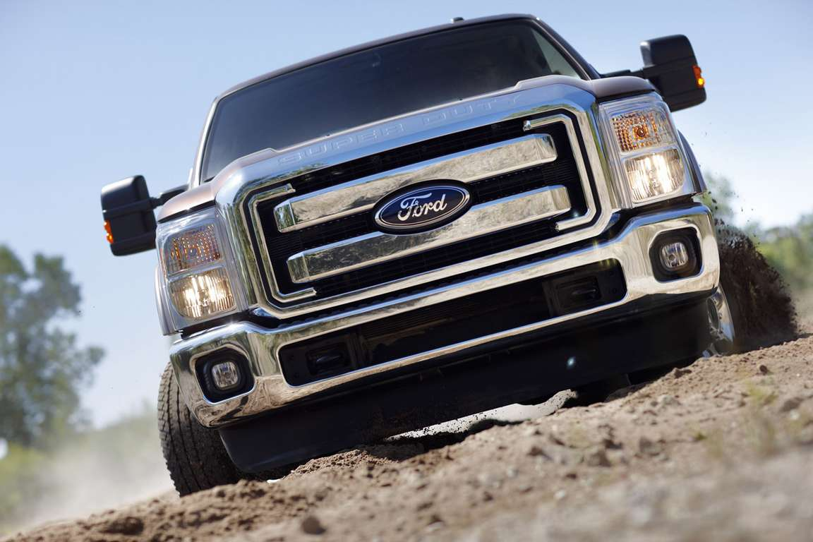 Ford Super Duty #8593752