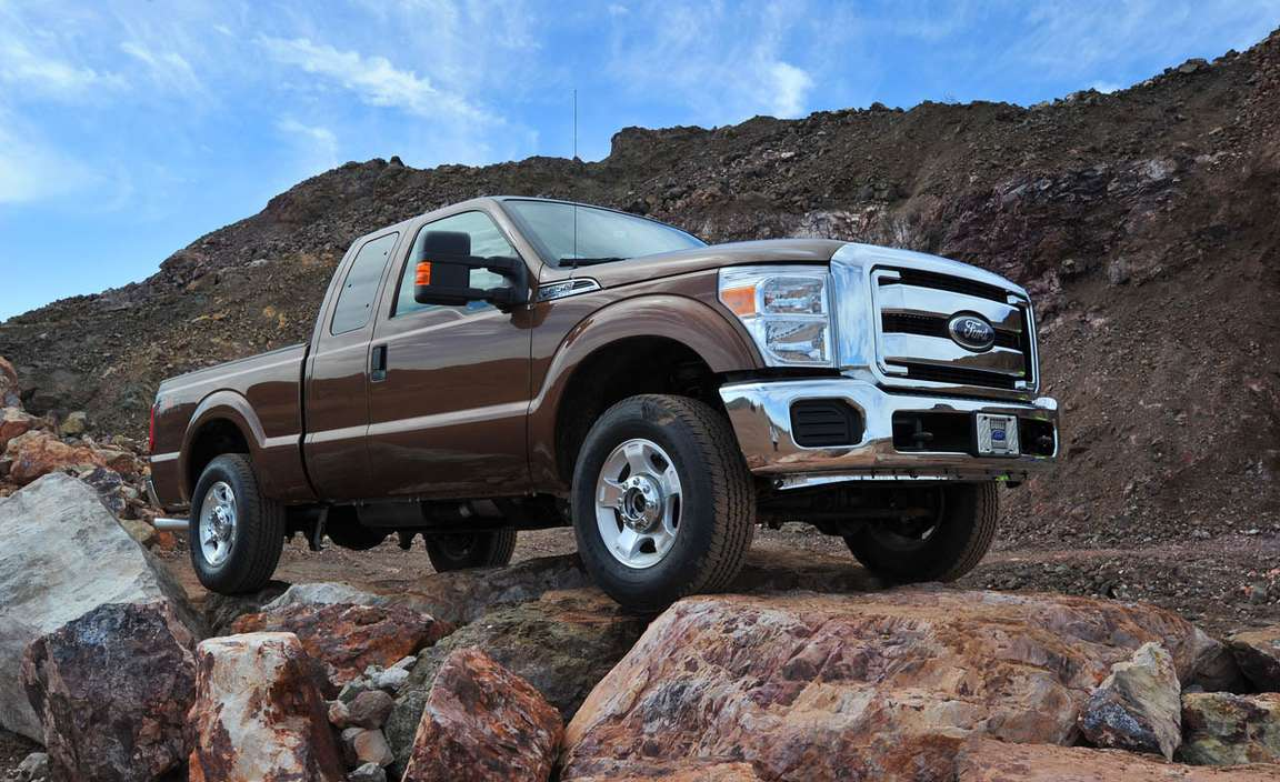 Ford Super Duty #7003330