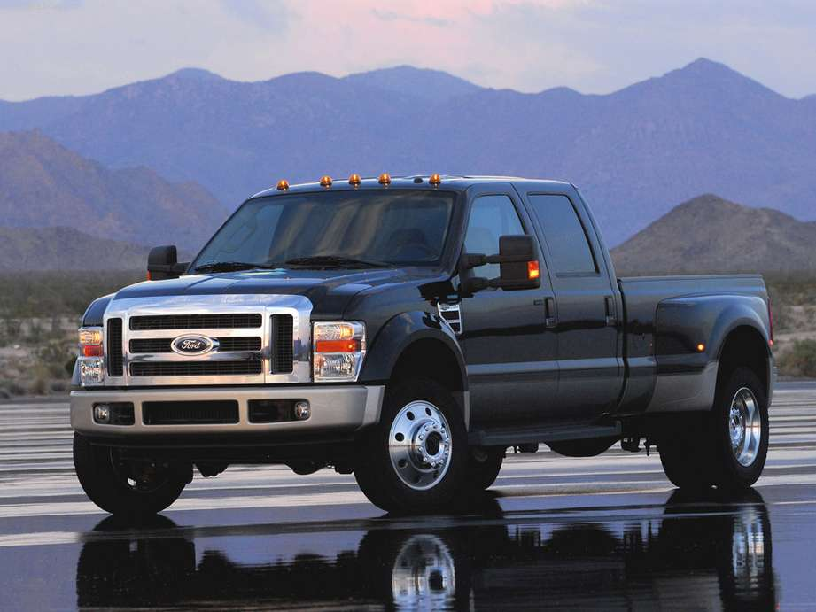 Ford Super Duty #8479077