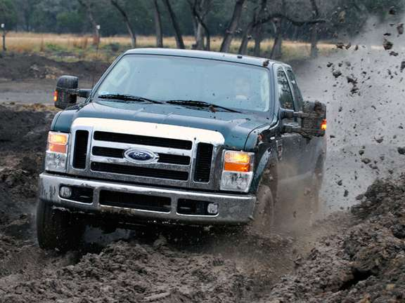 Ford Super Duty #9848213