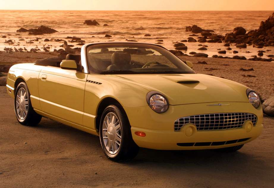 Ford Thunderbird #9651578