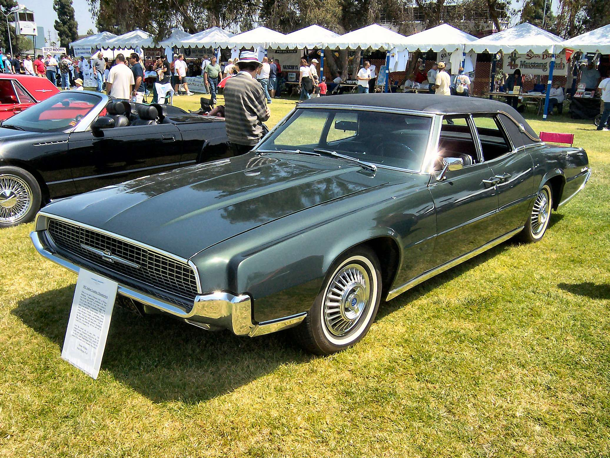 Ford Thunderbird #7231465