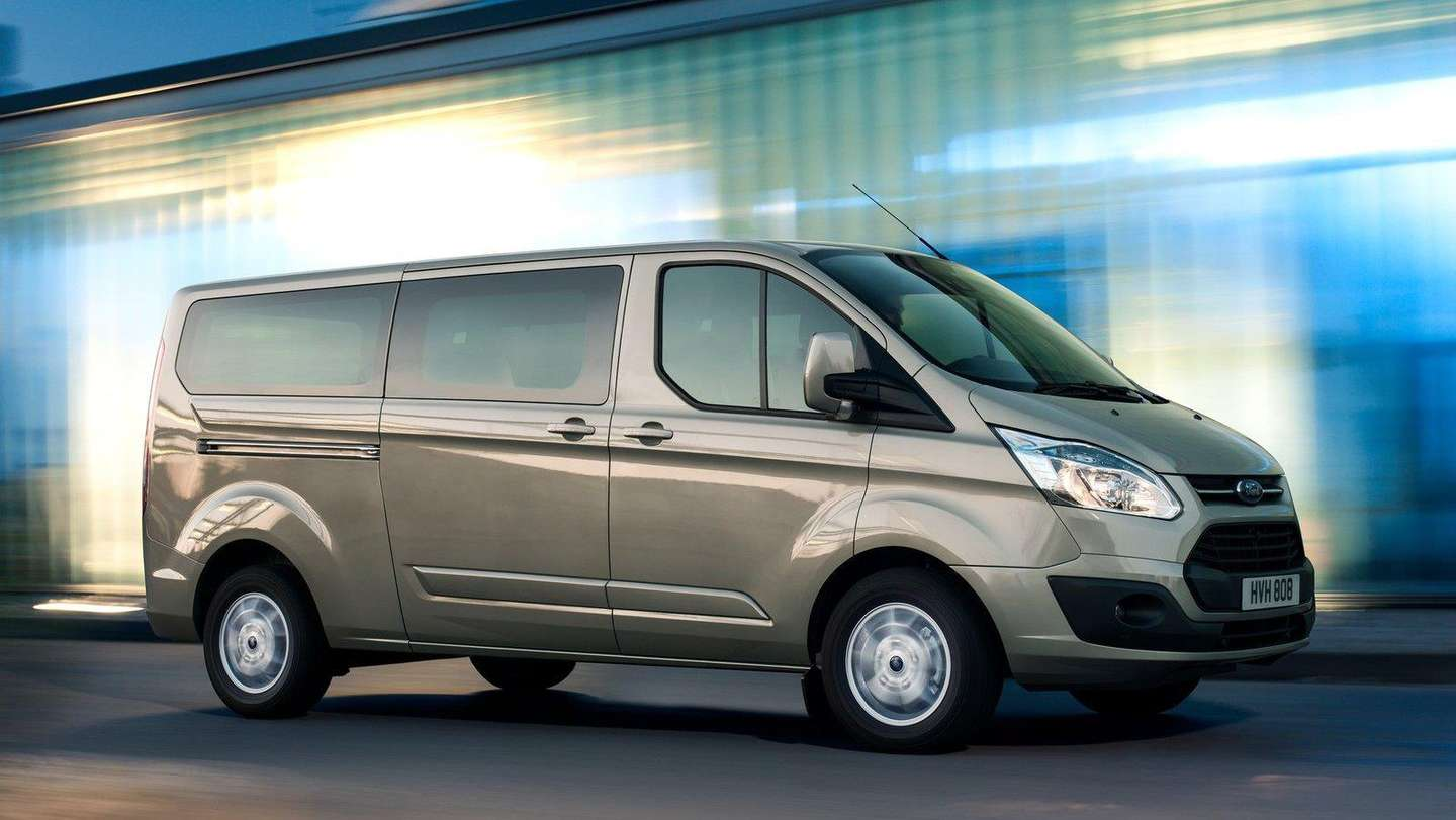 Ford Tourneo #9454797