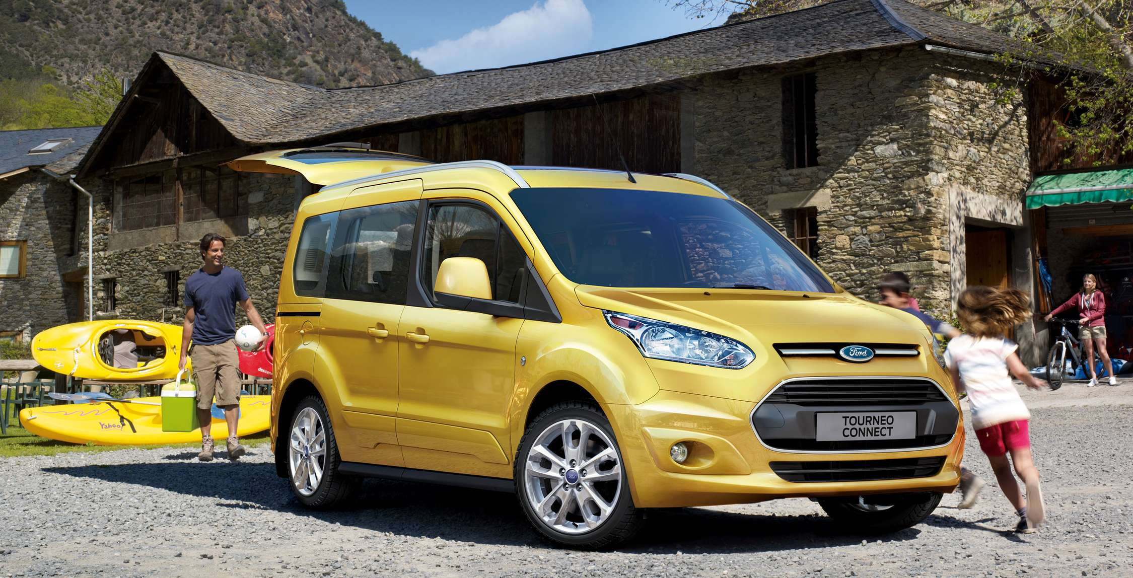Ford Tourneo #7886339