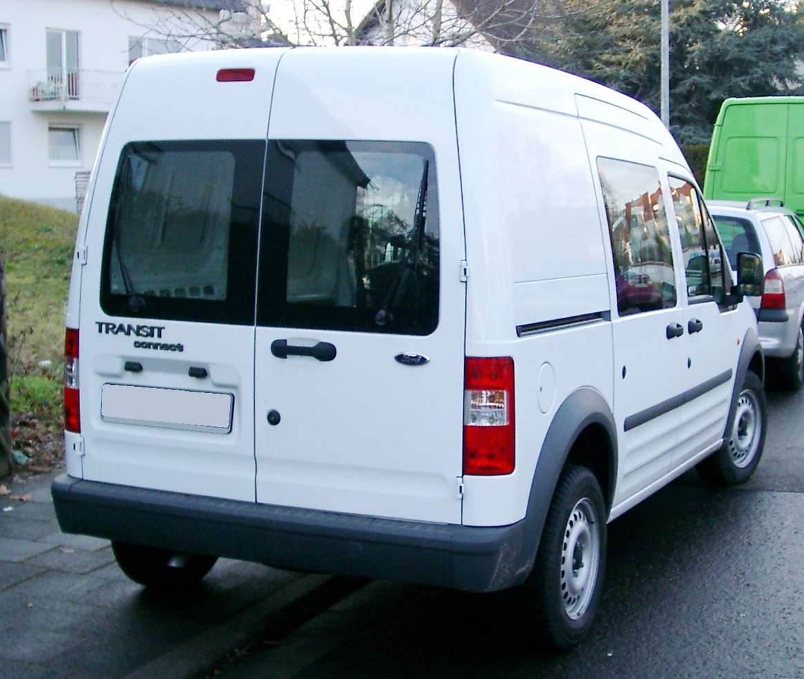 Ford Transit Connect #7653972