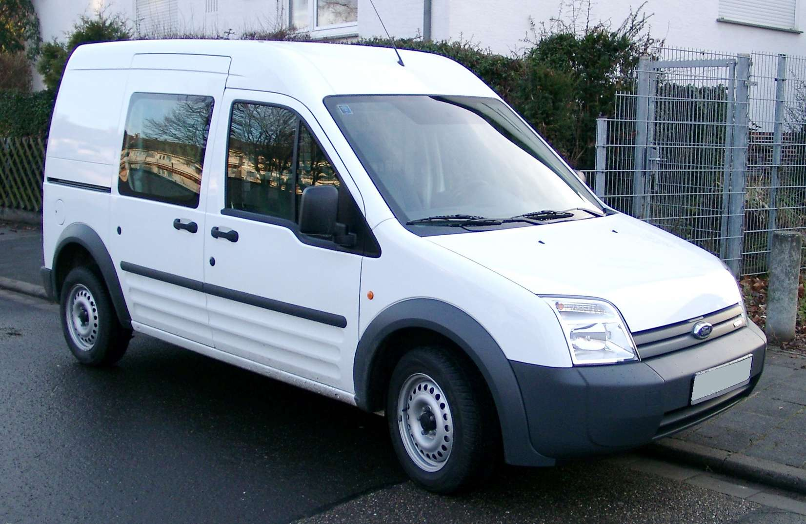 Ford Transit Connect #7813994
