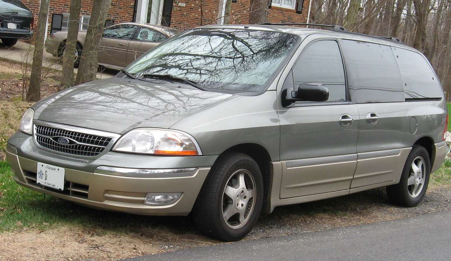 Ford Windstar #8614080