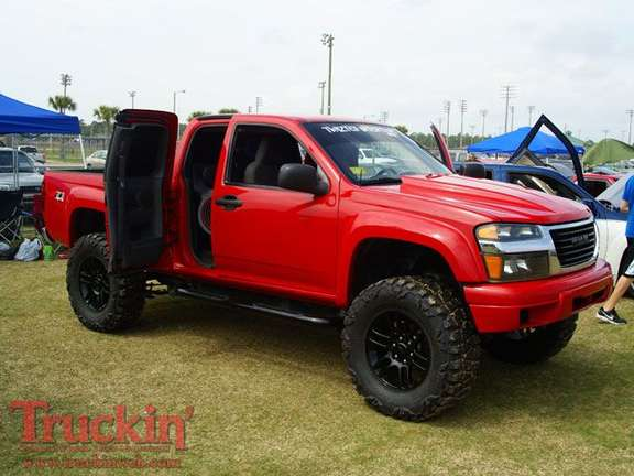 GMC Canyon #9370138