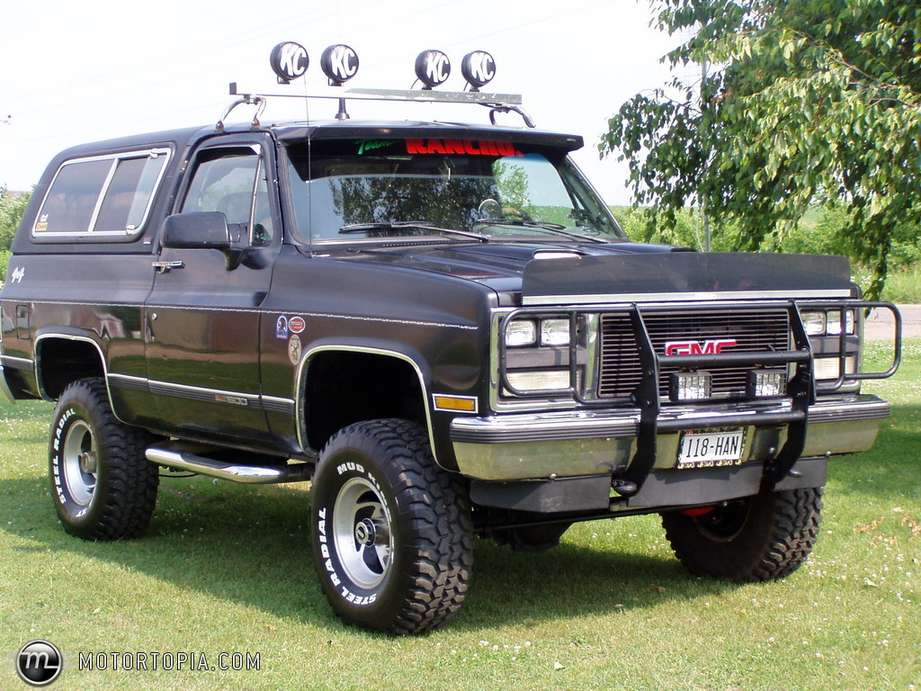 GMC Jimmy #9266392