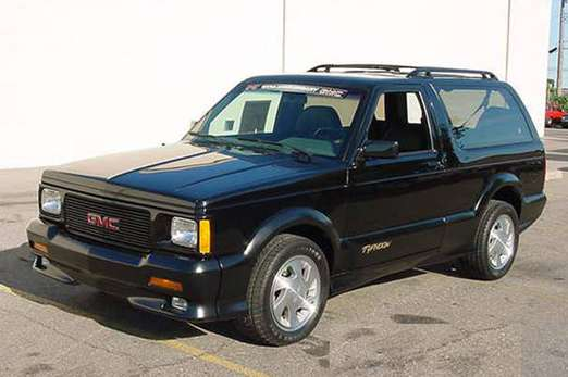 GMC Typhoon #8309933