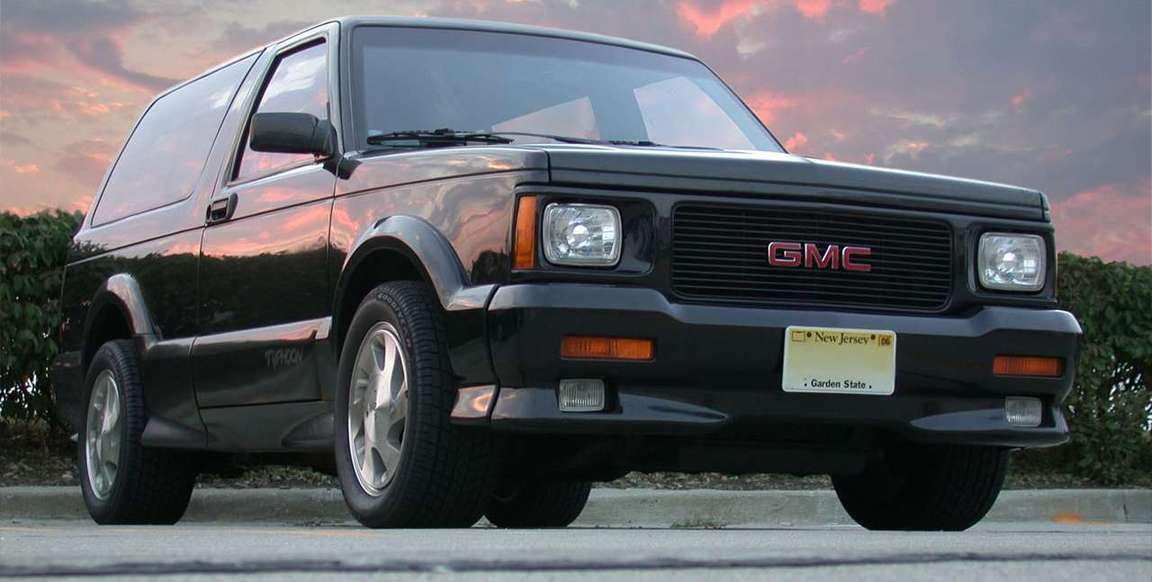GMC Typhoon #7794832