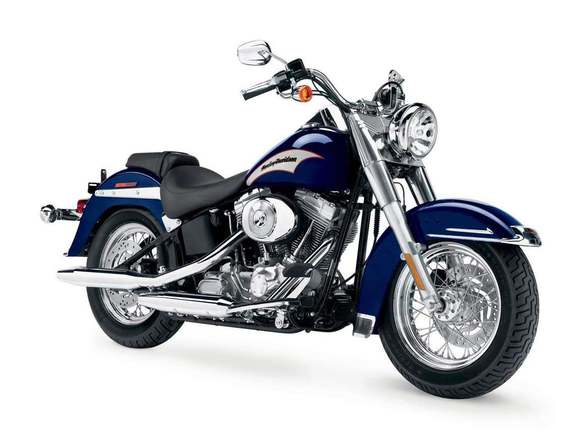 Harley davidson heritage softail 8340261