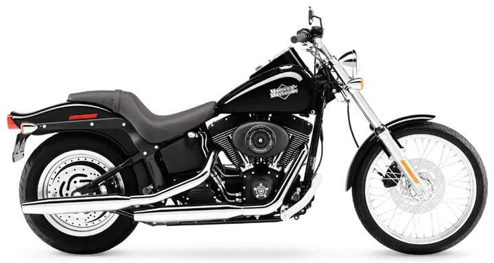 Harley-Davidson Night Train #7722646